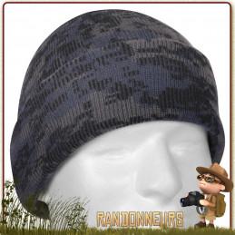 Bonnet armée type commando militaire Watch Cap Digital Midnight Digital Camo Rothco