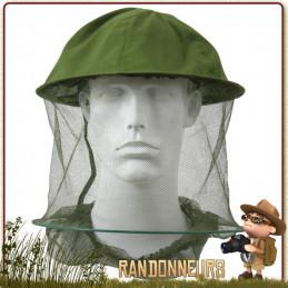 Moustiquaire de Tête Pop Up Rothco maillage fin se protéger des midges, des moucherons et des moustiques