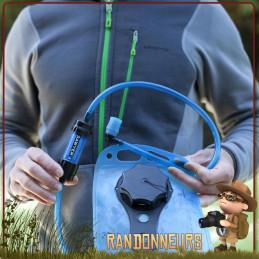 Tendeurs élastique BCB International pour attacher et fixer votre bâche tarp de survie nature et bushcraft
