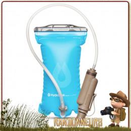Poche hydratation Propel Hydrapak 2 Litres ultra légère et robuste pour votre sac à dos randonnée