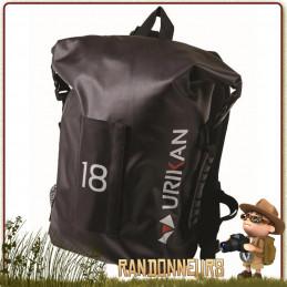sac à dos étanche NAUTIK 18 Litres Urikan est un sac ultra robuste 420D TPU et étanche pour les sports nautiques