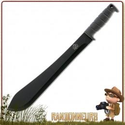 Machette jungle lame 36 cm de Puma Tec, en acier 420, manche gomme pour une très bonne prise en mains