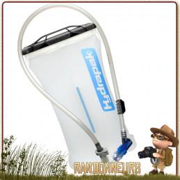 Poche Hydratation 2 Litres Shape Shift Hydrapak anti roulis ultra légère et robuste pour votre sac à dos randonnée