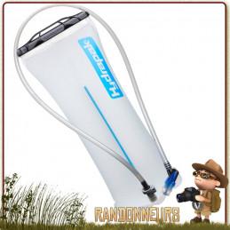 Poche Hydratation 3 Litres Shape Shift Hydrapak anti roulis ultra légère et robuste pour votre sac à dos randonnée