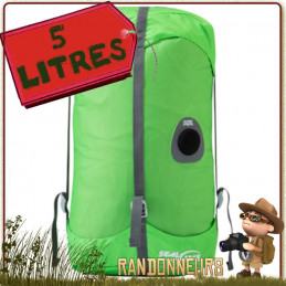 Sac de Compression Etanche BlockerLite 5L Seal Line pour sac de couchage et vêtements dans un sac à dos randonnée
