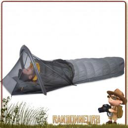 tente minimaliste ultra légère Escape Pod 1p bivy nemo moustiquaire sans toile externe pour randonner léger