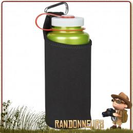 porte bouteille Nalgene en néoprène est pratique et léger car il permet de transporter une gourde Nalgene