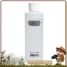 bouteille graduée Vargo, vous pourrez facilement transporter l'alcool liquide servant de combustible pour votre réchaud