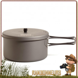 Casserole Pot Titane 130 cl...