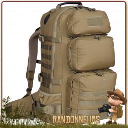 Le sac dos tactique militaire Trooper Pack Tasmnian Tiger vous sera utile en randonnée bushcraft
