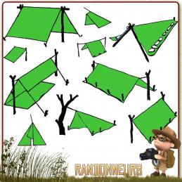 tente KEIRA 4000 Jamet, dome pour le camping 3 trois places sur 4 quatre saisons. tente keira jamet autoportante