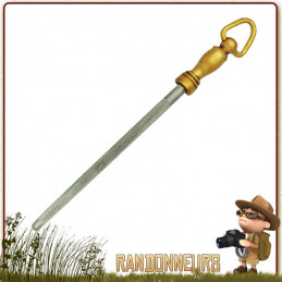 Fusil d'affutage BIJOU pour couteaux, canifs et poignards. Petit, compact et léger ce fusil d'affutage Bijou se glisse partout