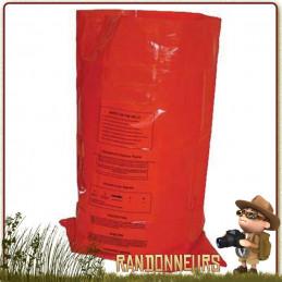 Liner étanche pour sac à dos highlander. Poche étanche robuste polyéthylène qui s'intègre dans sac dos protéger votre équipement