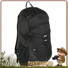Sac à dos randonnée légère et trek, le VENTURE Highlander est un sac dos très apprécié des randonneurs. volume utile 20 Litres