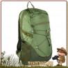 Sac à Dos Ultra Léger VENTURE 20L Vert Olive Highlander pour la randonnée en ville sac dos daypack léger