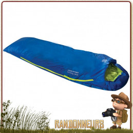 Sac Couchage SERENITY 350 Couverture Highlander large au torse pieds pour un meilleur confort de bivouac
