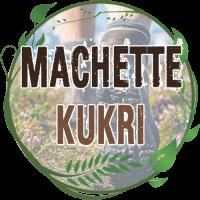 Machette et Kukri