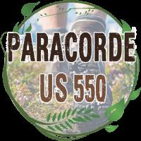 corde nylon dite paracorde us 550 de survie tressage bracelet paracorde polyester 7 torons